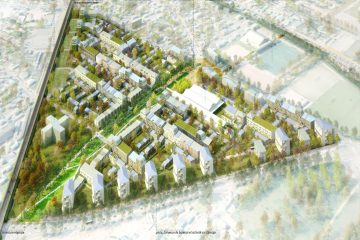Projet urbain cronos conseil for Jardin orgeres