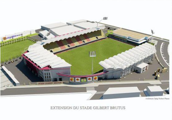 Stade gilbert brutus perpignan 66 cronos conseil - Piscine gilbert brutus perpignan ...